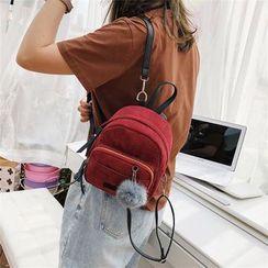 Behere - Corduroy Mini Backpack