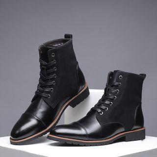 Taragan - 仿皮短靴