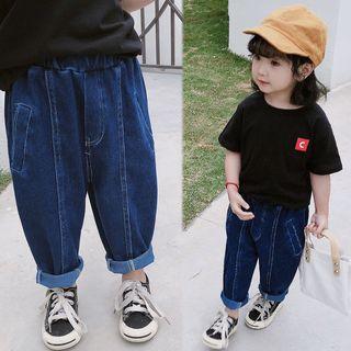 Ruban - 小童哈倫牛仔褲