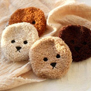 Homey House - Fleece Animal Coin Purse