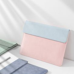 FuToo - Set: Laptop Sleeve + Accessory Pouch