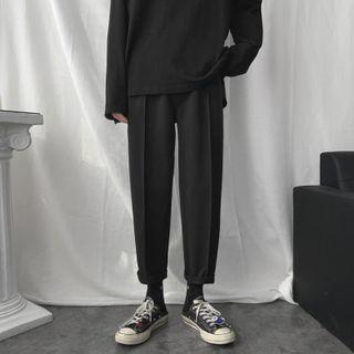MIKAEL - Straight-Leg Pants