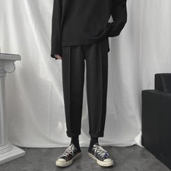 MIKAEL - Straight-Leg Pants