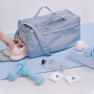 EASAN - 純色乾濕手提包