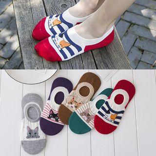 Knitika - Print Low Socks - 1 Pair