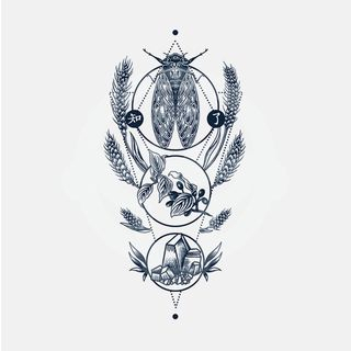 abecome - Bug Waterproof Temporary Tattoo