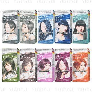 hoyu - Beauteen 色彩染髮劑 - 12 款