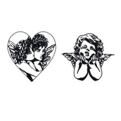 Tattoofield - Angel Waterproof Temporary Tattoo