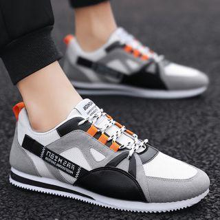 Chaoqi - Paneled Sneakers