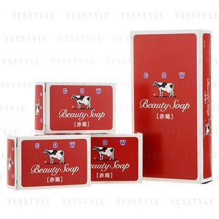 Cow Brand Soap - Beauty Soap 100g x 3