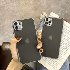 Casei Colour - 純色手機保護套 - iPhone 11, 11 Pro, 11 Pro Max, XS Max, X/XS, XR