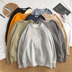 ROOSE(ルース) - Plain Sweatshirt
