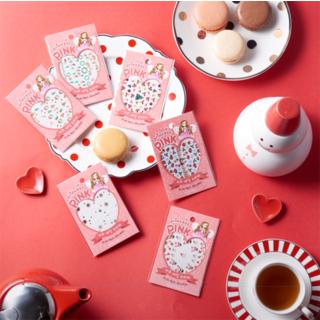 DAYCELL - Princess Pink's Kids Nail Sticker