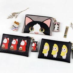 BABOSARANG - 'Choo Choo' Cat Series Petit Bag