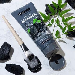 Freeman Beauty - Polishing Charcoal + Black Sugar Gel Mask & Scrub