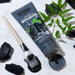 Freeman Beauty - Polishing Charcoal + Black Sugar Gel Mask & Scrub
