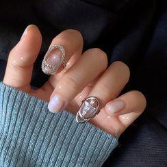 DREN - 合金指甲戒指