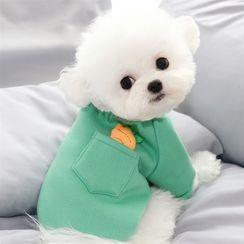 Bixin - 红萝卜宠物上衣