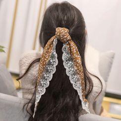 MISHORE - Floral Hair Tie