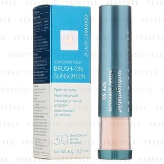 ColoreScience - Sunforgettable Brush-On Sunscreen SPF 30 6g