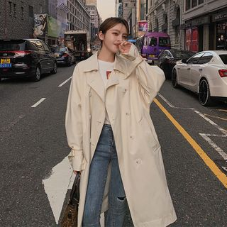 Hassel - Double Breasted Trench Coat