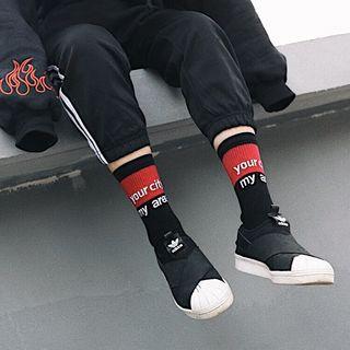 ASAIDA - 插色袜子
