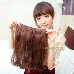 尚青絲 - 卷发接发片