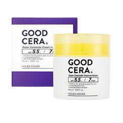 HOLIKA HOLIKA - Good Cear Super Ceramide Cream in Serum