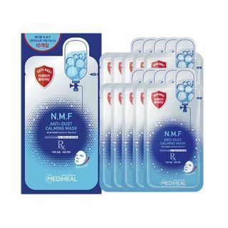 Mediheal - N.M.F Anti-Dust Calming Mask Set