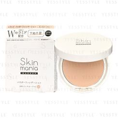 露姬婷 - Skin Mania Ceramide Powder Foundation SPF 30 PA++++