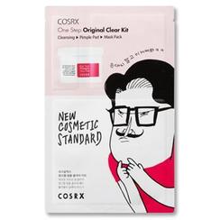 COSRX - Original Clear Kit, kit de soin du visage One Step