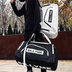 SUNMAN - Lettering Lightweight Duffle Bag