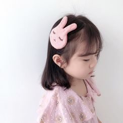 Sweet la Vie - Kids Cartoon Fabric Hair Clip