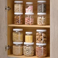 Popcorn - 三件套装: 塑胶食物罐