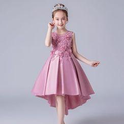 Doveark - Girl'S Fluffy Dress