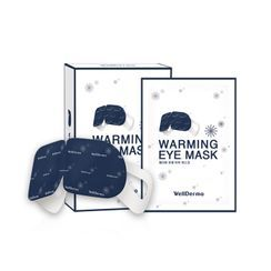 WellDerma - Warming Eye Mask Set