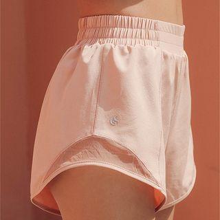 Sylphlike Loli - Plain Yoga Shorts