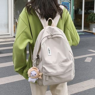 ZOOBAGS(ズーバッグス) - Nylon Applique Backpack