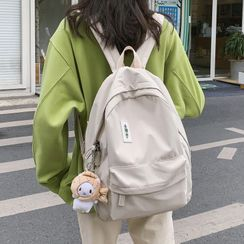 ZOOBAGS - Nylon Applique Backpack