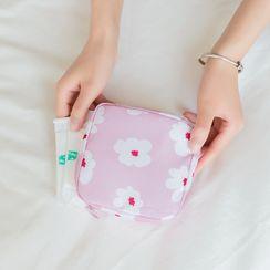 meiji blossom - Zip Toiletry Bag