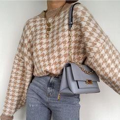 Ramaba - Houndstooth Sweater