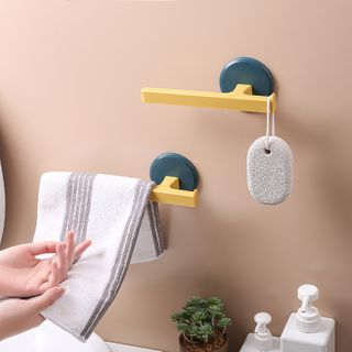 Good Living - Towel Wall Organizer
