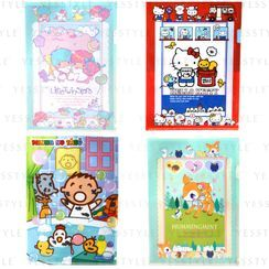 Sanrio - A4 Plastic Folder 1 pc - 20 Types