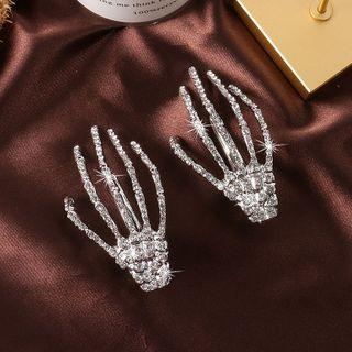True Glam - 合金发爪夹