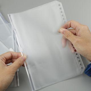 Nurburg - PVC Loose Leaf Document Folder Pocket