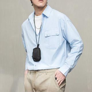 Orizzon - Pocketed Shirt