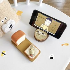 Phone in the Shell - Cat Phone Desktop Stand