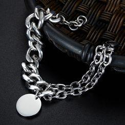 Andante - 不锈钢粗链条手链