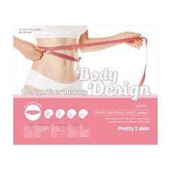 Pretty skin - Design Your Beauty Body Design Patch Set