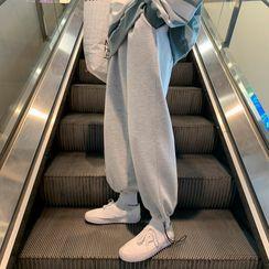 Diphon - 纯色运动裤